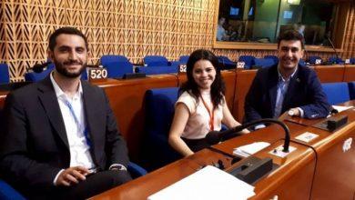 Photo of Азербайджан преследует не только своих журналистов, но и иностранцев: выступление Татев Айрапетян в Страсбурге
