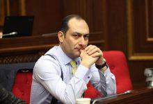 Photo of Արտակ Զեյնալյանը հրաժարական տվեց