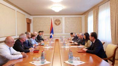 Photo of Встреча с баронессой Керолайн Кокс