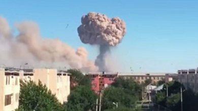 Photo of При взрыве в воинской части в Казахстане пострадали шесть человек