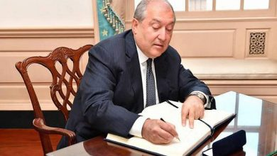 Photo of Президент Армении Армен Саркисян назначил новых министров