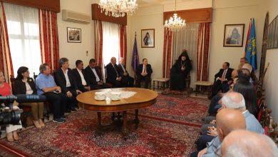 Photo of ԱԳ նախարար Զոհրաբ Մնացականյանի հանդիպումը Կիպրոսի թեմի առաջնորդի և կիպրահայ կառույցների ղեկավարների հետ