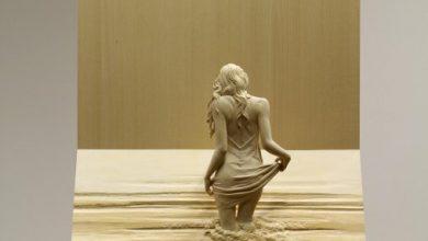 Photo of Восхитительные скульптуры из дерева от Питера Демец