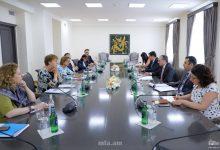 Photo of ԱԳ նախարար Զոհրաբ Մնացականյանի հանդիպումը Եվրոպայի խորհրդի գլխավոր քարտուղարի տեղակալ Գաբրիելա Բատաինի-Դրագոնիի հետ