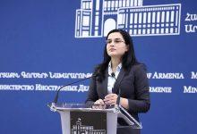 Photo of МИД Армении приветствует формирование в Парламенте Украины группы дружбы с Арменией