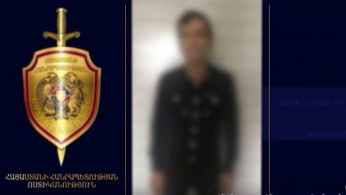 Photo of Զվարթնոցի ոստիկանները Թուրքմենստանի իրավապահների կողմից հետախուզվողի են հայտնաբերել
