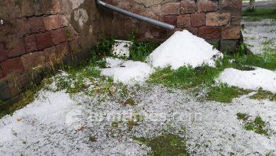 Photo of Ուժեղ կարկուտ Լոռիում. վնասները մեծ են. armtimes.com