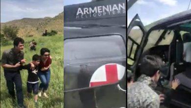 Photo of Զբոսաշրջիկներով լի օդապարիկն ընկել է Խոսրովի անտառում․ armtimes.com