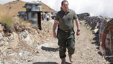 Photo of Դավիթ Տոնոյանն այցելել է ԶՈւ մարտական հենակետերից մեկը