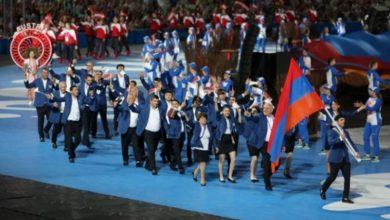 Photo of Մինսկ-2019. փակման արարողության ժամանակ Հայաստանի դրոշակակիրը կլինի ոսկե մեդալակիր Հովհաննես Բաչկովը