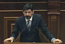 Photo of ԱԺ-ն Սահմանադրական դատարանի դատավորի պաշտոնում ընտրեց Վահե Գրիգորյանին