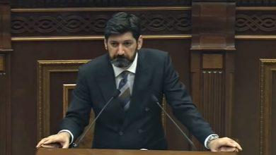 Photo of На пост судьи Конституционного Суда Парламент избрал Ваге Григоряна.