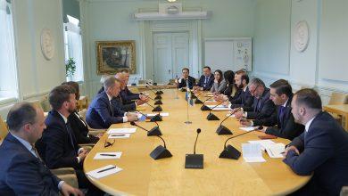 Photo of ՀՀ պատվիրակությունը հանդիպումներ է ունեցել Շվեդիայի արտաքին ոլորտի նախարարների հետ