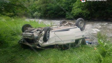 Photo of Ողբերգական ավտովթար Լոռու մարզում. 12 օրական տղան մահացել է, կան վիրավորներ