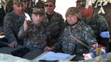 Photo of Զորավարժություն՝  Արցախում. Կիրառվել են արդիական զինատեսակներ