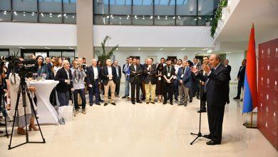 Photo of «Մտքերի հայկական գագաթնաժողով»-ը կնպաստի համագործակցության էվոլյուցիային. նախագահ Արմեն Սարգսյանի անունից Դիլիջանում կազմակերպվել է ընդունելություն