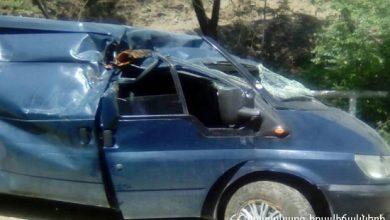 Photo of ՃՏՊ Դիլիջան-Իջևան ավտոճանապարհին. կան տուժածներ