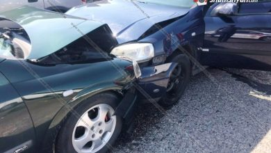 Photo of Գեղարքունիքի մարզում բախվել են BMW X5-ն ու 2 Opel-ները. կա 4 վիրավոր