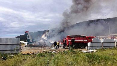Photo of В Бурятии два человека погибли при аварийной посадке пассажирского Ан-24