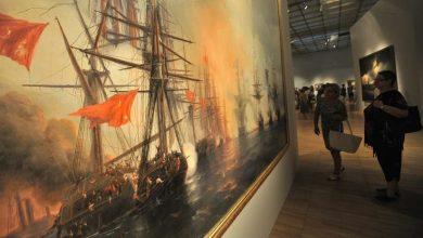 Photo of В Кронштадте пройдёт выставка картин Айвазовского из частных коллекций