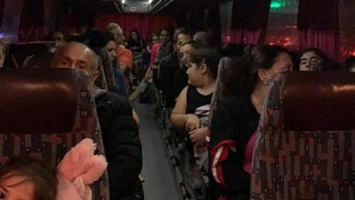 Photo of Վերին Լարսում գտնվող ՀՀ քաղաքացիները ավտոբուսով տեղափոխվել են Հայաստան