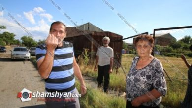 Photo of Արագածոտնի մարզի Նոր Ամանոս գյուղի 70-ամյա կինն ահազանգում է. գյուղապետն ու նրա հայրը մի իսկական վանդալիզմ են իրականացրել բնության նկատմամբ