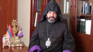 Photo of Епископ Вазген Мирзаханян освобожден от должности предстоятеля епархии Армянской Апостольской церкви в Грузии