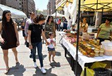 Photo of Աննա Հակոբյանը դստեր հետ մասնակցել է Քաղցրավենիքի փառատոնին