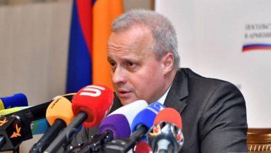 Photo of ՌԴ դեսպանը պաշտոնական տեղեկություն չունի Ռուսաստանի կողմից Միհրան Պողոսյանին քաղաքական ապաստան տրամադրելու վերաբերյալ