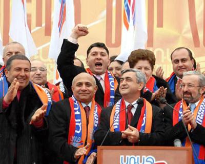 ՀՀԿ-ական իշխանությունները Սերժ Սարգսյանի գլխավորությամբ Ադրբեջանի սահմանները ճանաչել են2010 թվականի հունիսի 24-ի օրենքով