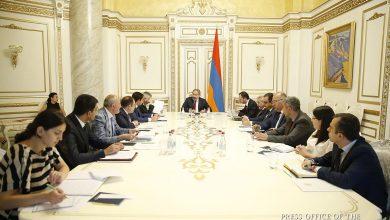 Photo of Վարչապետին ներկայացվել է Հայաստան-Վրաստան էլեկտրահաղորդման գծի և ենթակայանների կառուցման ծրագրի իրականացման ընթացքը