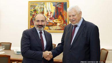 Photo of Премьер-министр Никол Пашинян принял Анджея Каспршика