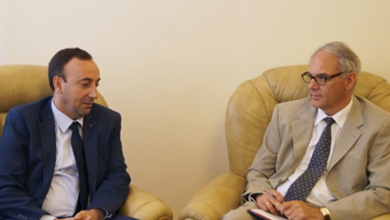 Photo of ՍԴ նախագահը հրաժեշտի հանդիպում է ունեցել ՀՀ–ում առաքելությունն ավարտող Գերմանիայի դեսպանի հետ