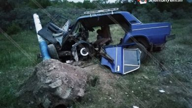 Photo of Ողբերգական ավտովթար Գեղարքունիքի մարզում. 71-ամյա վարորդը հիվանդանոցում մահացել է