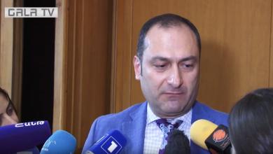 Photo of Артак Зейналян назвал причину отставки с поста главы Минюста Армении
