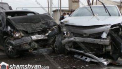 Photo of Ողբերգական վթար Սարուխան գյուղում․ վարորդը տեղում մահացել է