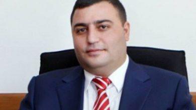 Photo of Сыну Манвела Григоряна предъявлено обвинение