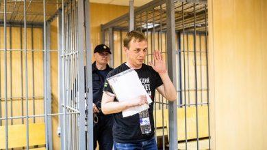 Photo of Полиция сняла с Голунова обвинения в покушении на сбыт наркотиков