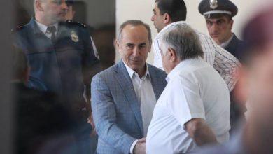Photo of Какими были суды в годы их правления, может рассказать адвокат Кочаряна Рубен Саакян, который проводил забастовку