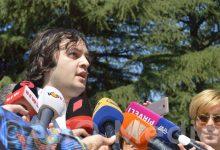 Photo of Խորհրդարանի խոսնակ Իրակլի Կոբախիձեն հրաժարական տվեց