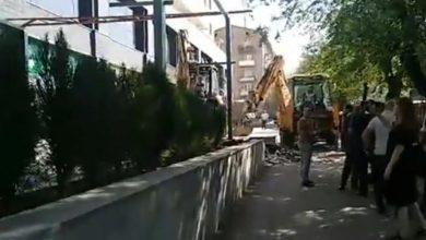 Photo of Կոմիտասի փողոցի զավթված մայթը վերականգնվում է. Հակոբ Կարապետյան