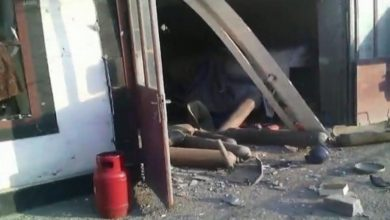 Photo of Եղեգնաձորի հեղուկ գազի վաճառքի կետերից մեկում տեղի է ունեցել գազի բալոնի պայթյուն