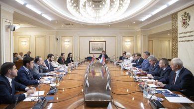 Photo of Մոսկվայում տեղի է ունեցել ՀՀ ԱԺ արտաքին հարաբերությունների մշտական հանձնաժողովի եւ ՌԴ ԴԺ ԴԽ միջազգային հարցերով կոմիտեի համատեղ նիստը