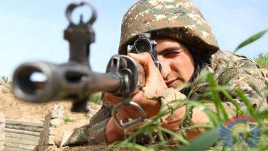 Photo of 7 дней на передовой линии, по армянским позициям было произведено более 3500 выстрелов