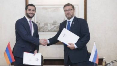 Photo of Ռուբեն Ռուբինյանը և Կոնստանտին Կոսաչևը հայտարարություն են ստորագրել