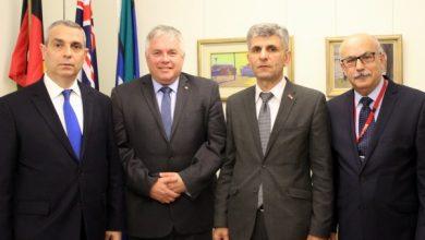 Photo of В парламенте Австралии продолжаются политические встречи делегации Республики Арцах