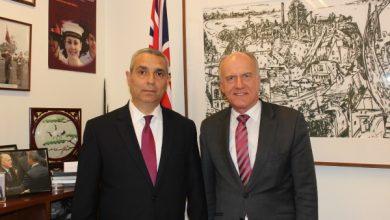 Photo of Глава МИД Арцаха Масис Маилян встретился с председателем комитета по внешним отношениям Сената Австралии Эриком Абецом