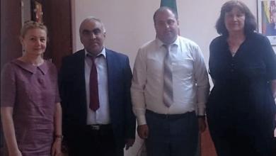Photo of «Ժառանգություն» կուսակցությունը հանդիպեց  Հայաստանում Լիտվայի Հանրապետության գործերի ժամանակավոր հավատարմատարի հետ