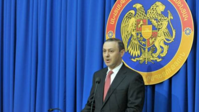 Photo of Секретарь Совета безопасности РА обсудил вопрос с руководством Арцаха вопрос развития стратегических инфраструктур