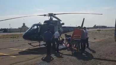 Photo of Վրաստանում  տեղի ունեցած վթարից տուժած վարորդը ուղղաթիռով տեղափոխվում է Հայաստան
